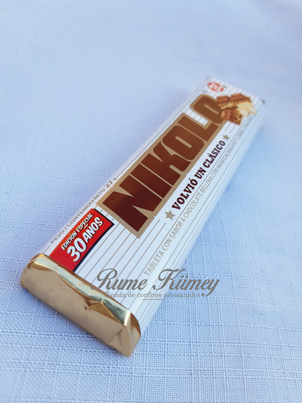 chocolate nikolo